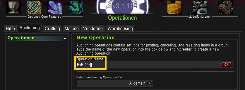 TSM Auctioning 11