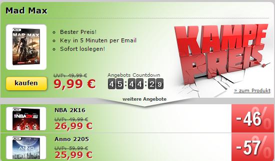 madmax10 euro