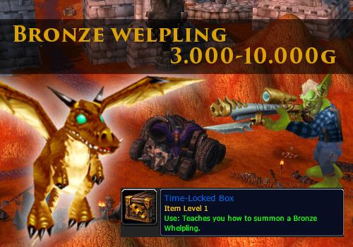 Bronzewelpling US