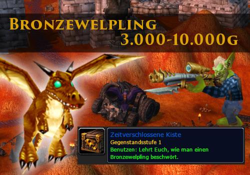 Bronzewelpling