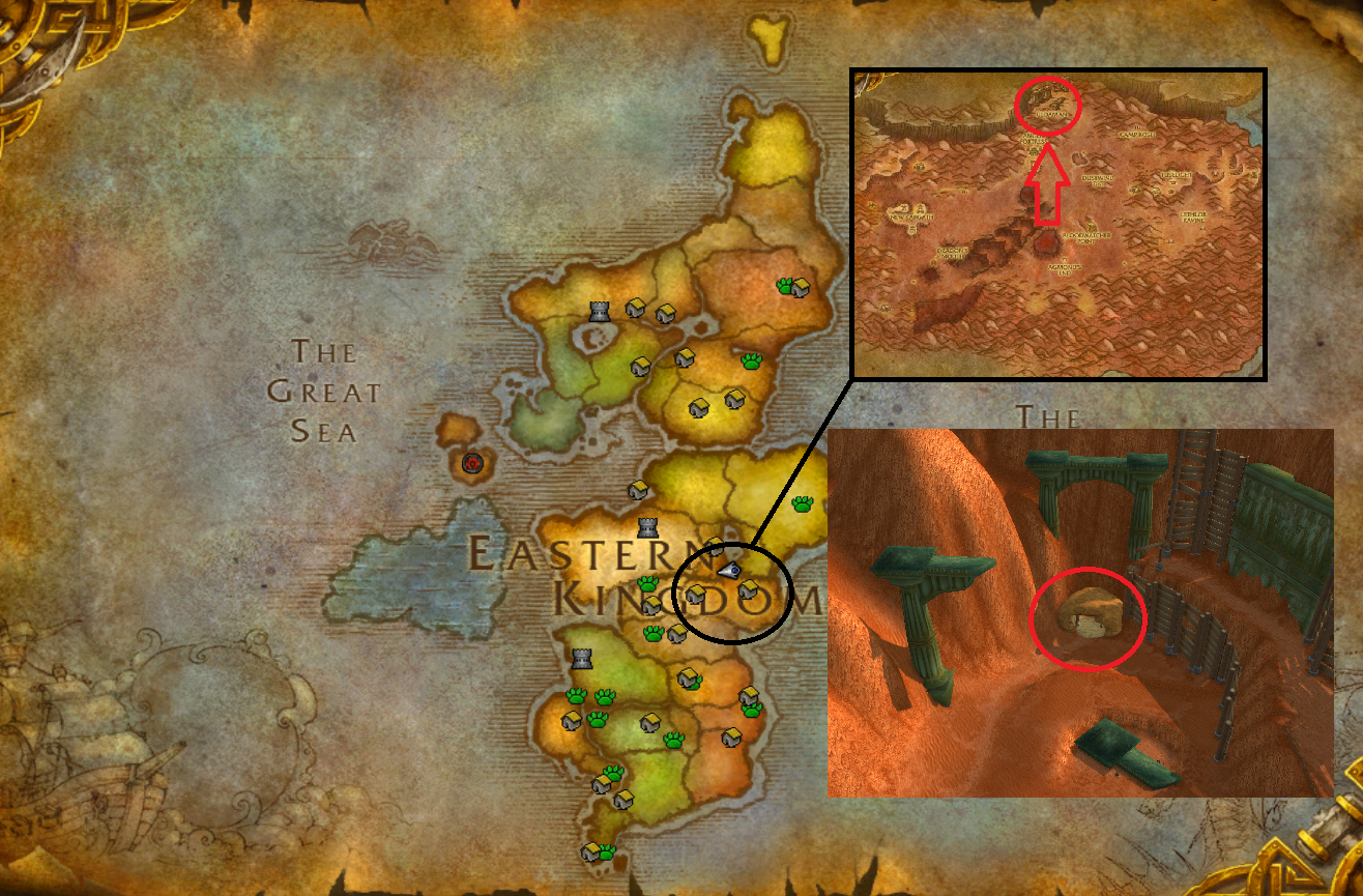 Transmog-Uldaman-Map