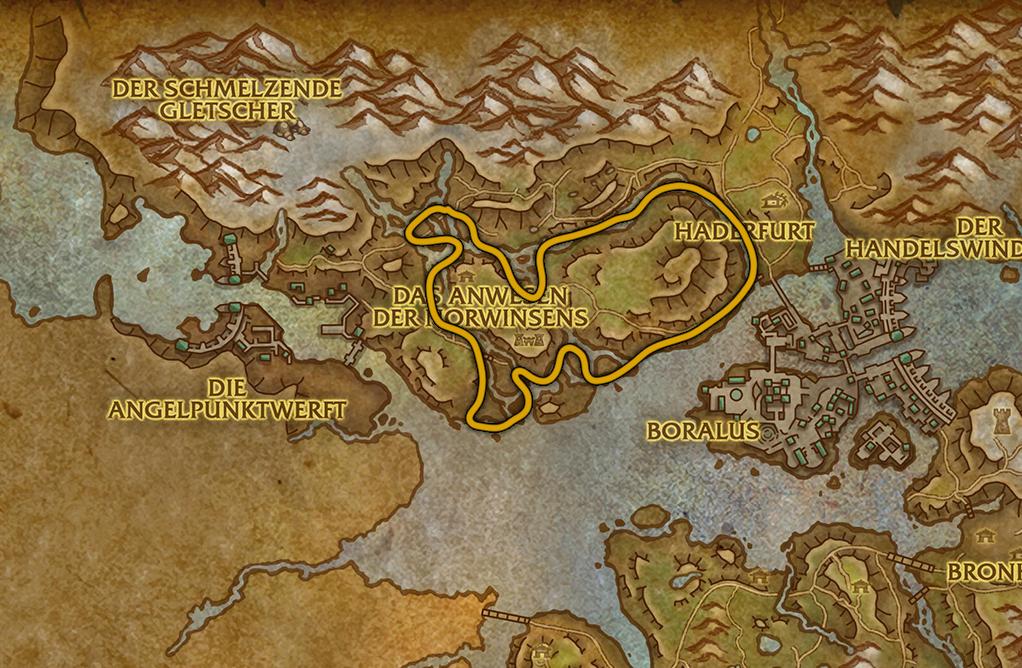 WoW Ankerkraut farmen - BfA Farm Guide für World of Warcraft