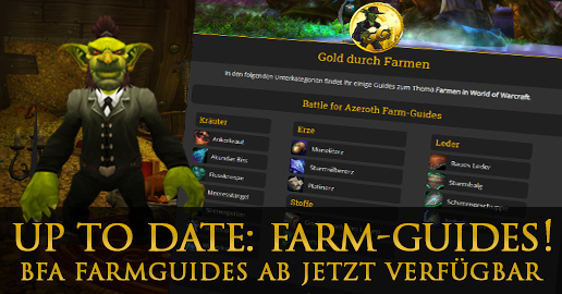 Up to Date: BFA Farm Guides | goldgoblin net