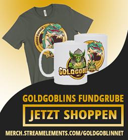 GoldGoblin Merch kaufen!