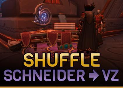 *NERFED* Der Neue Shadowlands  Schneider Shuffle