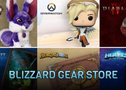 Blizzard Gear Store Partner